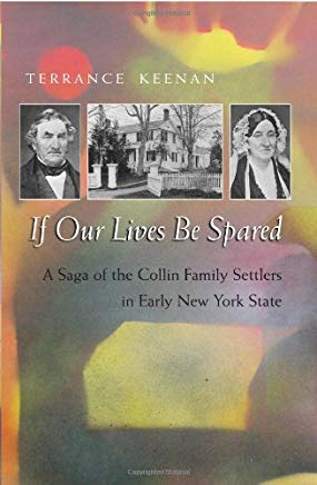 If our Lives be spared Terrance Keenan Book Cover